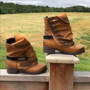 A.S. 98 Emerson Boot Style